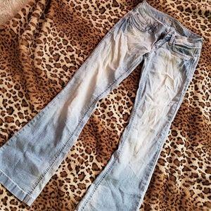 WALLFLOWER bootcut jeans